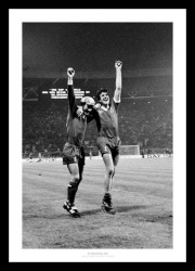 Liverpool 1978 European Cup Final Photo