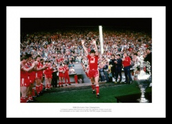 Liverpool 1988 League Champions Alan Hansen Photo