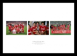 Liverpool FC in the 1990s Photo Memorabilia
