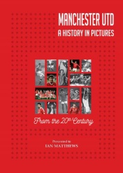 Manchester United - A History in Pictures Personalised Book