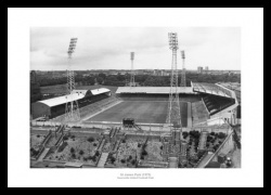 Newcastle United St James Park Stadium Historic Photo Memorabilia