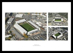 Notts County Meadow Lane Stadium Photo Memorabilia