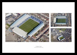 Fratton Park Aerial Views - Portsmouth FC Stadium Photos