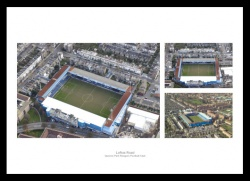 Queens Park Rangers Loftus Road Stadium Aerial Photo Memorabilia