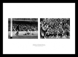 Rangers 1972 European Cup Winners Cup Final Photo Memorabilia