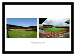 Sheffield United Bramall Lane Past & Present Photo Memorabilia