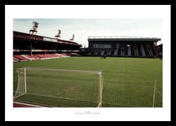 Southampton FC The Dell Historic Old Stadium Photo Memorabilia