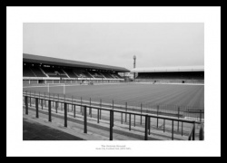 The Victoria Ground - Historic Stoke City Photo Memorabilia