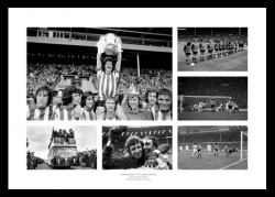 Sunderland AFC 1973 FA Cup Final Photo Memorablia