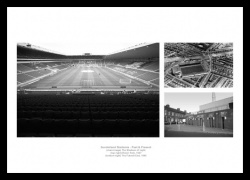 Sunderland AFC Stadiums Past and Present Photo Memorabilia