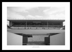 Tottenham Hotspur White Hart Lane 1989 Stadium Photo Memorabilia