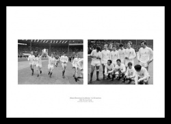 West Bromwich Albion 1968 FA Cup Final Photo Memorabilia