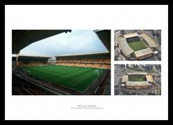 Wolverhampton Wanderers Molineux Football Stadium Photo Memorabilia