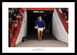 Alan Ball 'White Boots' Everton FC Photo Memorabilia