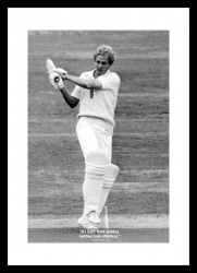 David Gower Photo - England Cricket Legends Print Memorabilia