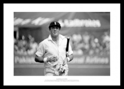 Geoff Boycott 1978 Cricket Photo Memorabilia