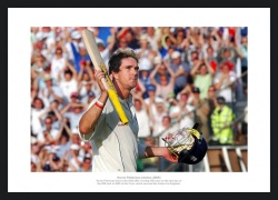 Kevin Pietersen 2005 Ashes 5th Test Photo Memorabilia