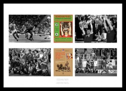 Nottingham Forest 1979/1980 European Cup Finals Photo Memorabilia