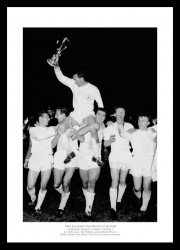 Tottenham Hotspur 1963 European Cup Winners Cup Final Photo Memorabilia
