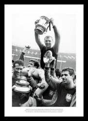 West Ham United 1964 FA Cup Final Team Photo Memorabilia