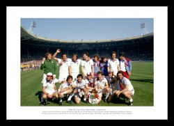 West Ham United 1980 FA Cup Final Team Photo Memorabilia